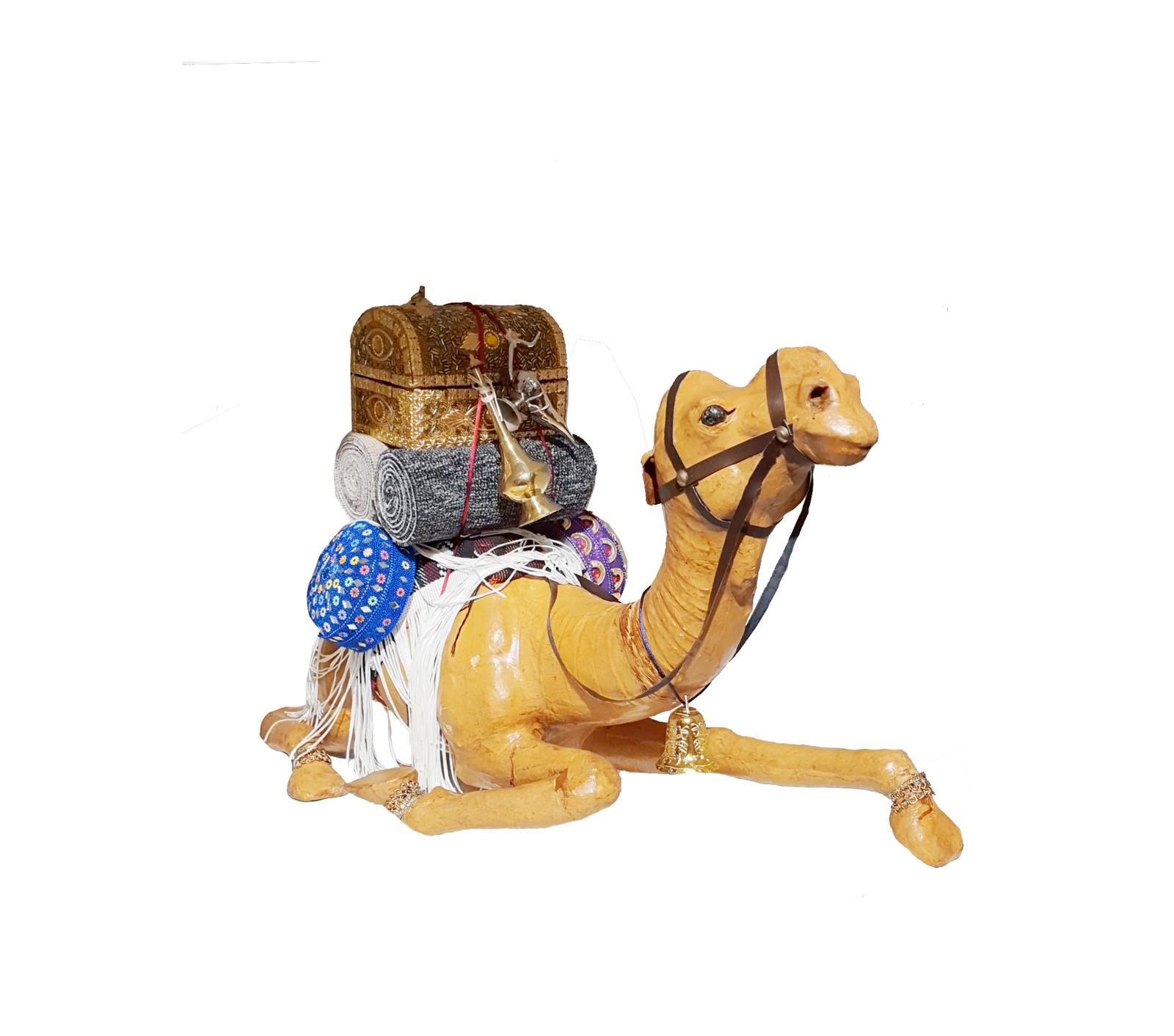 Buy Camel with Supplies Lazy
