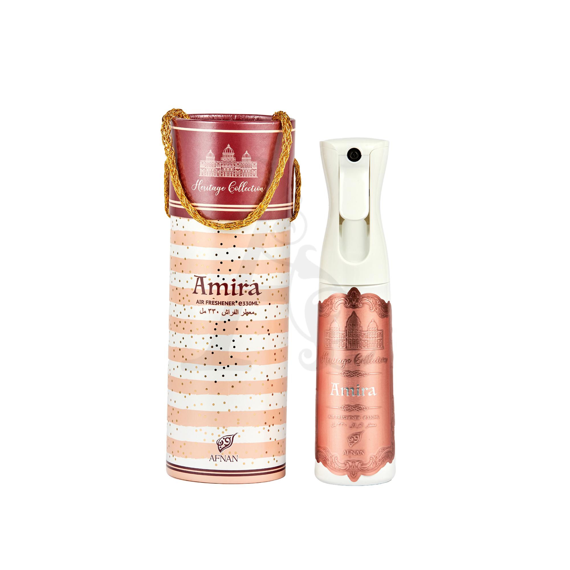 Buy Air Freshener Heritage Collection Amira 330ML