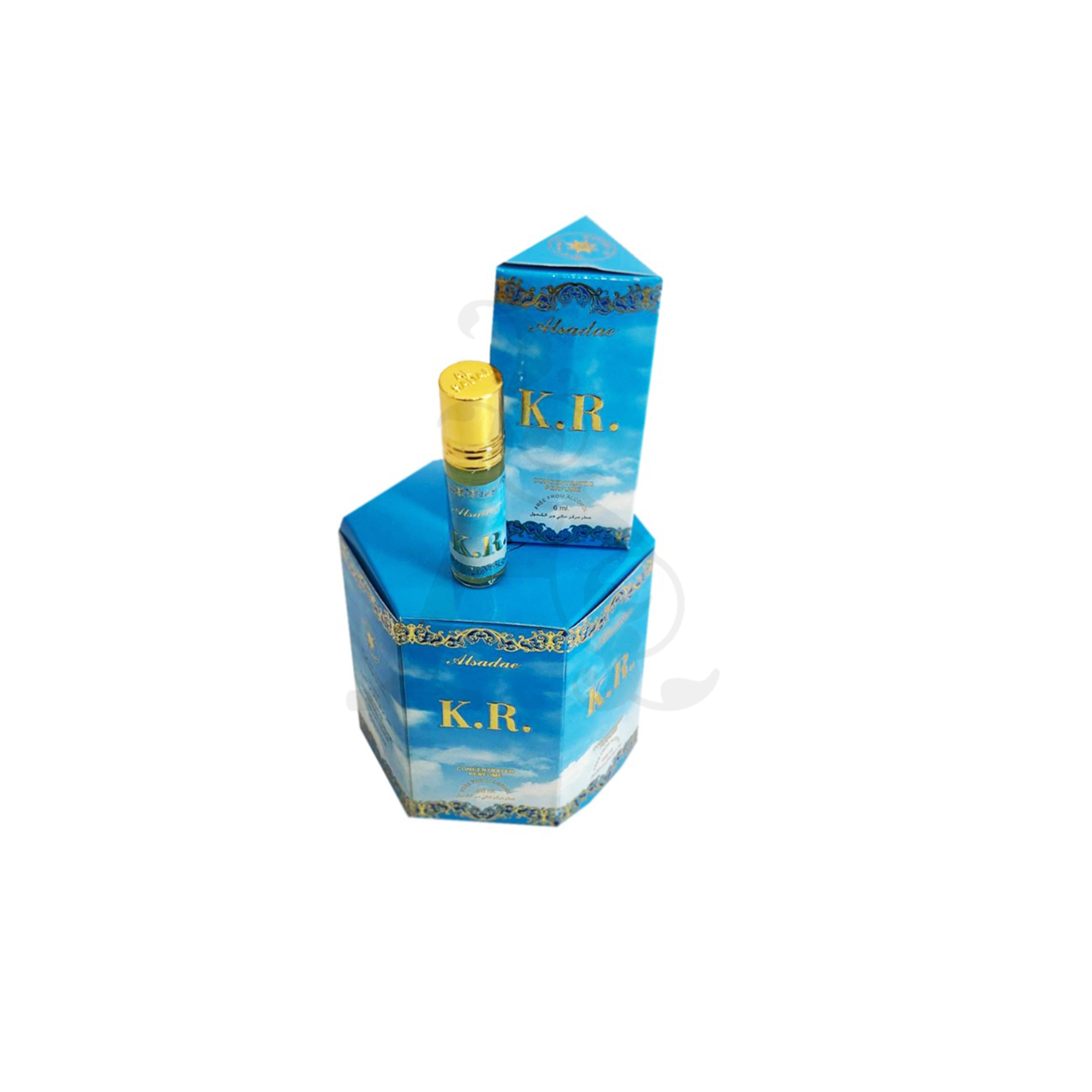 Buy Blue K.R Concentrated Oil