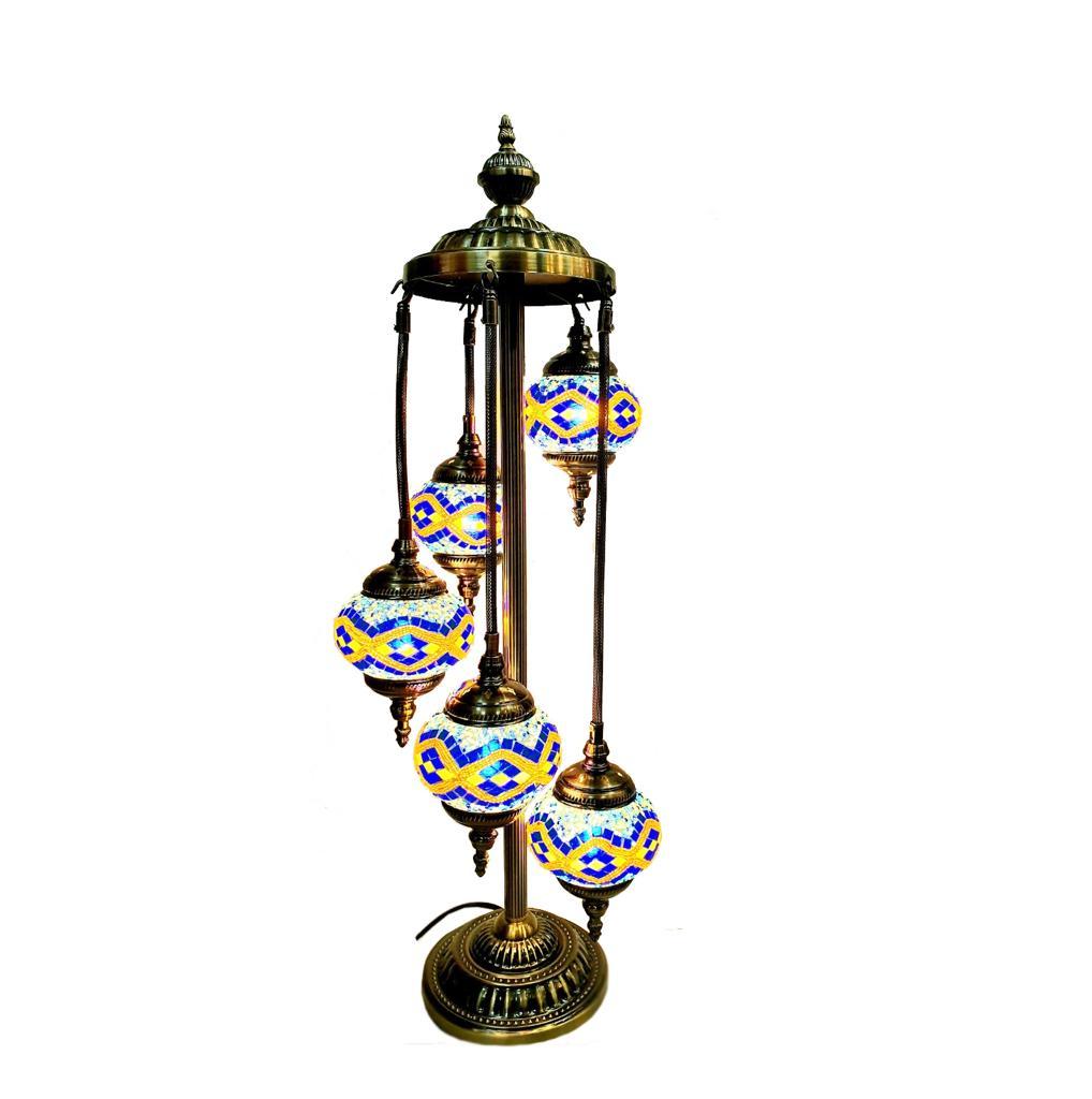 Buy Floor Lamp 5 Light Pendant Mozaic T55