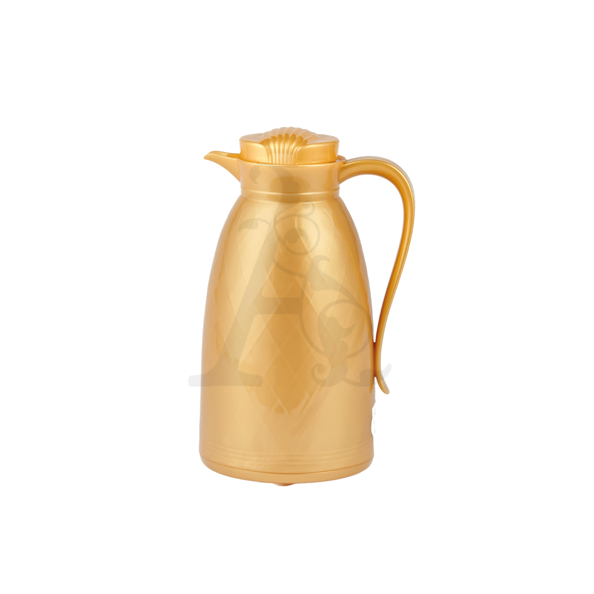 Buy Classic Thermos Insulated Flask 1 L - Gold