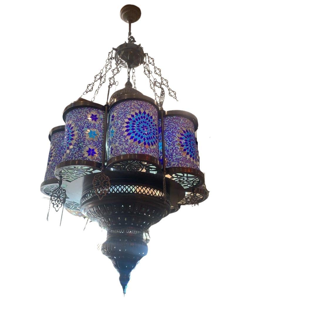 Buy Turkish Ceiling Chandelier SR-1128