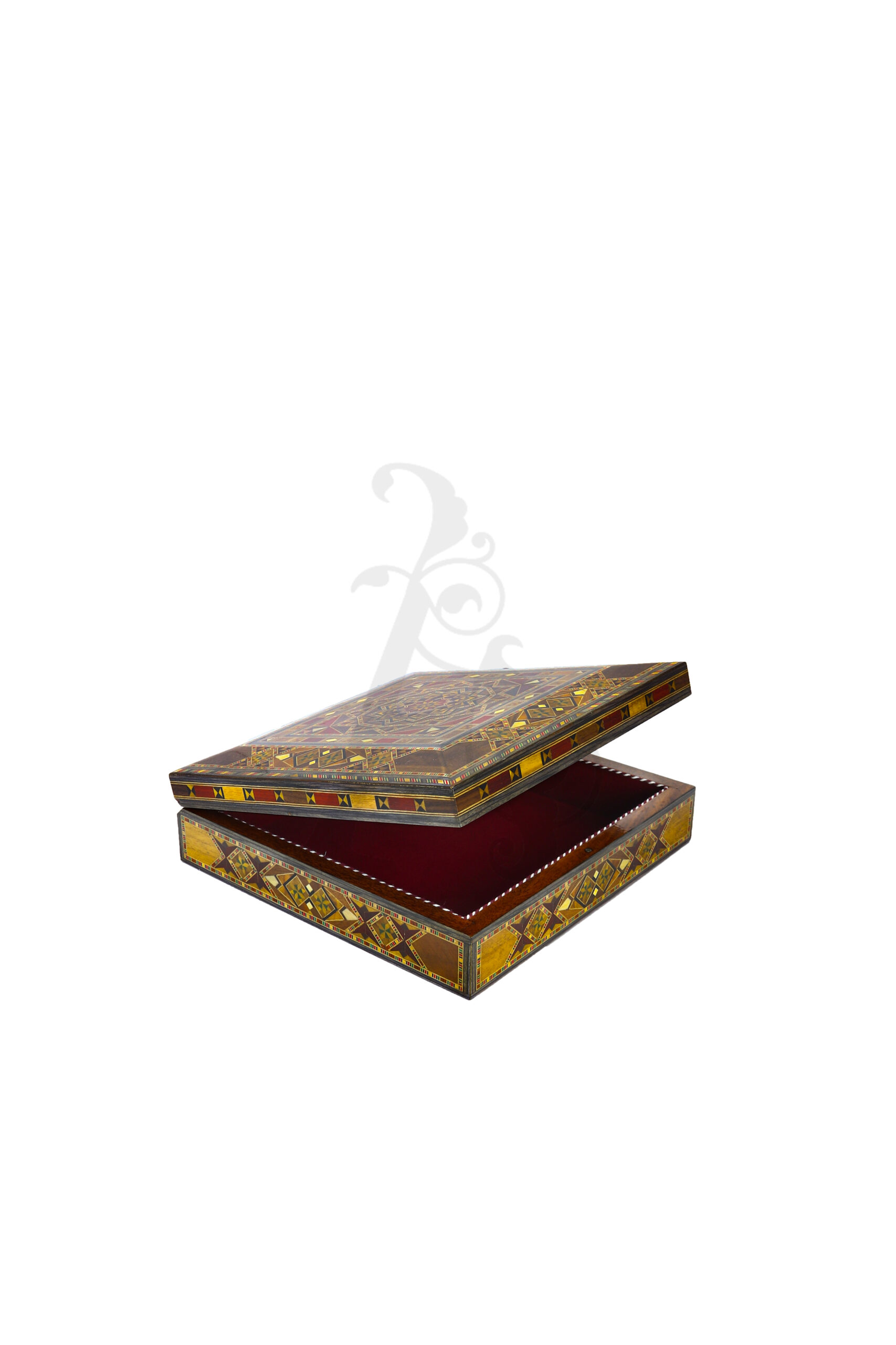 Buy Vintage Art Wooden Jewellery Boxes - Set of 3 Pieces