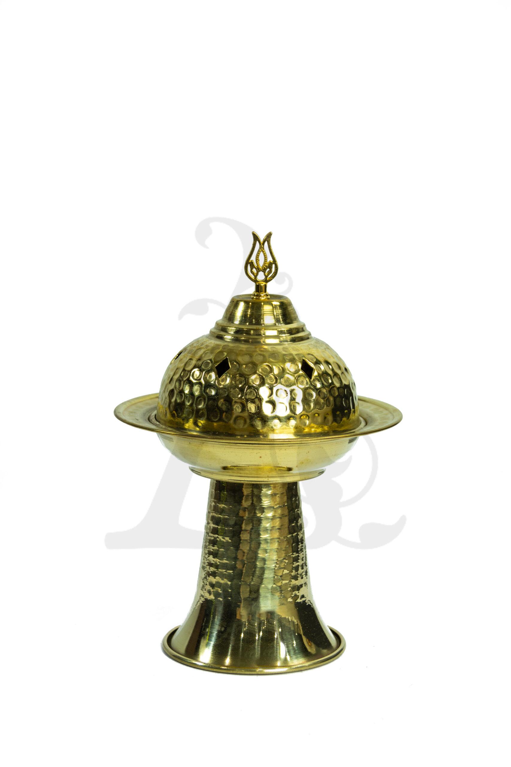 Buy Incense Burner - Copper (Brass) Large