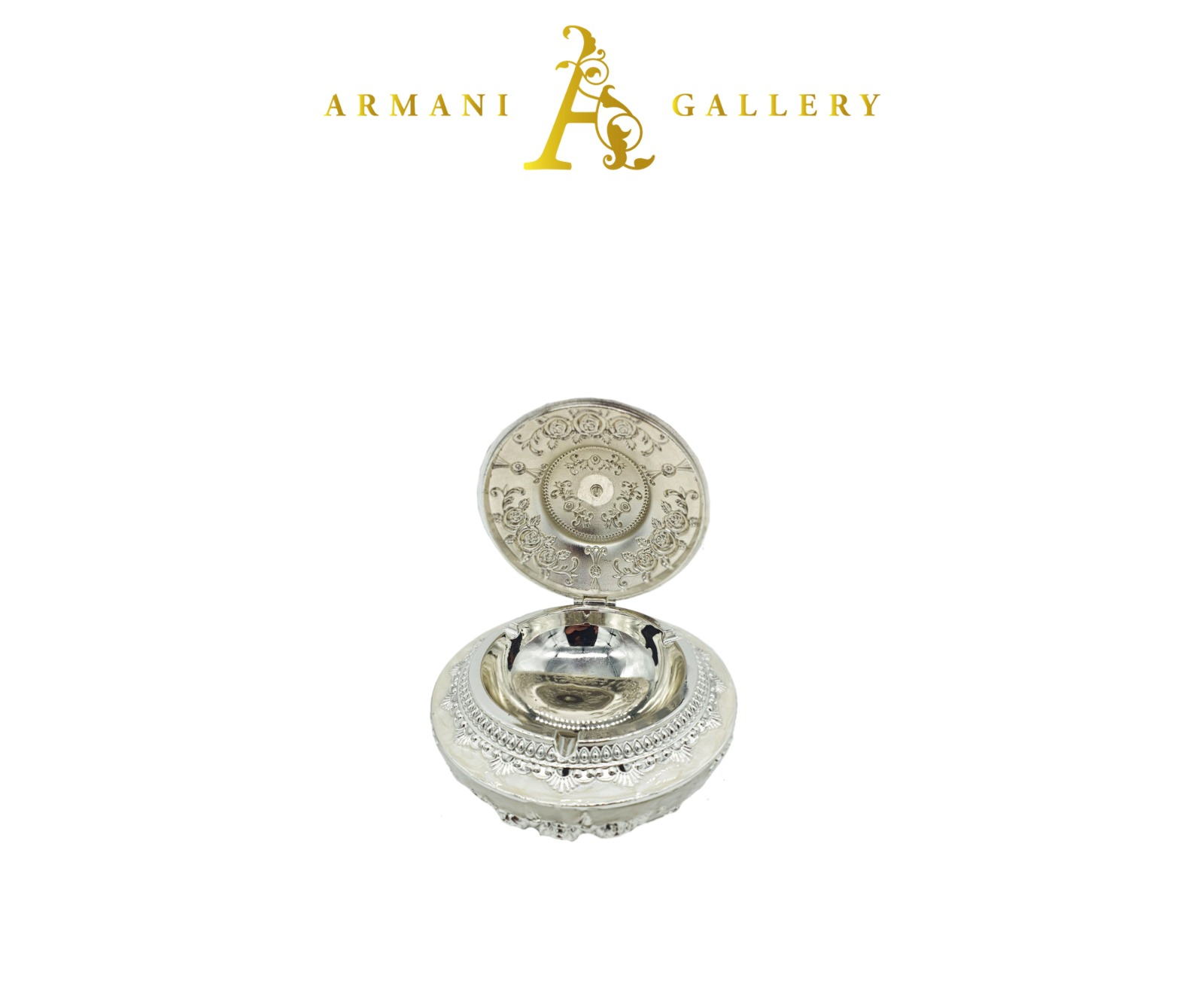 Buy Deluxe Ashtray with Lid