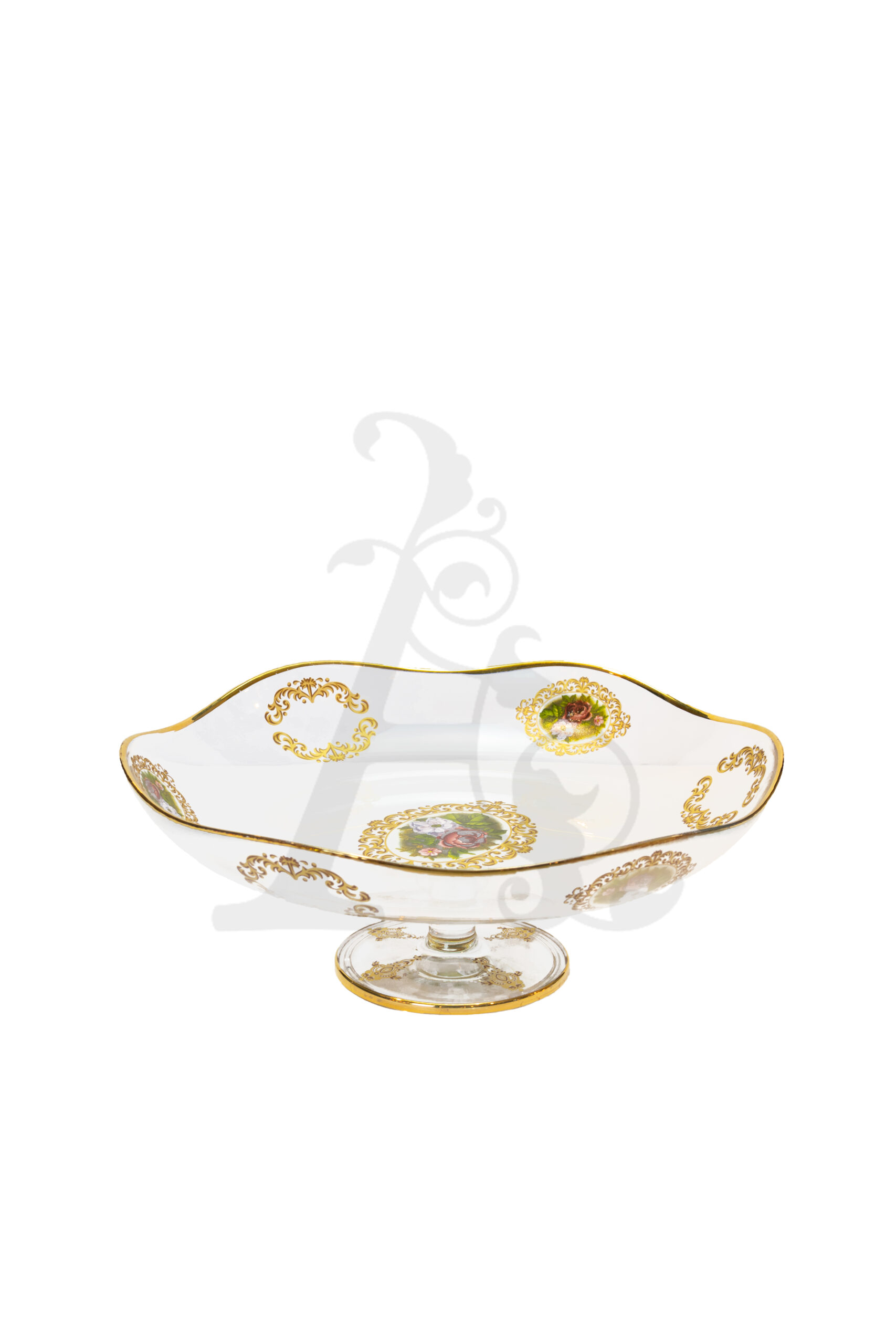 Buy Floral Dessert plate 95790