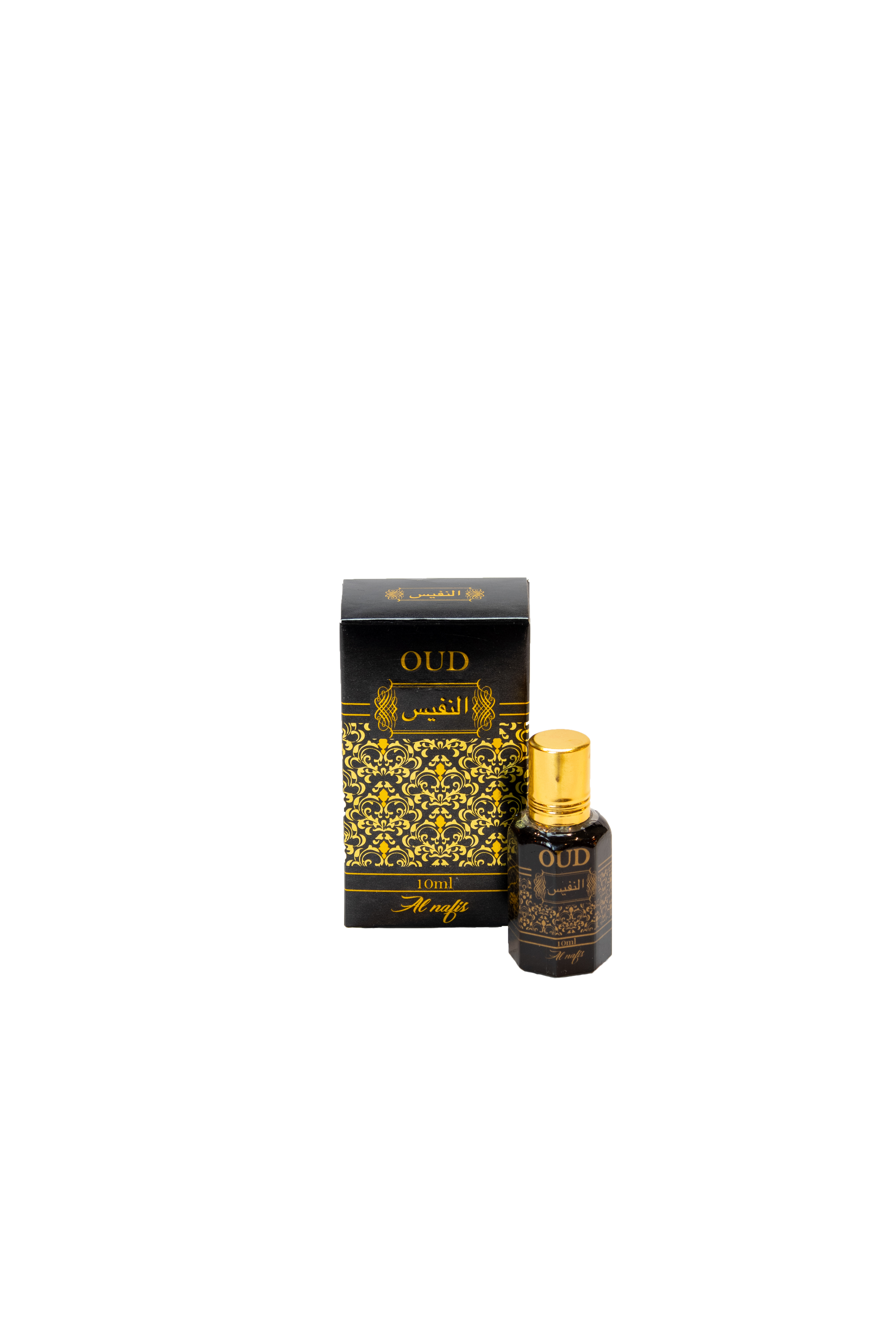 Buy Oud Al Nafis 10ml Concentrated Oil