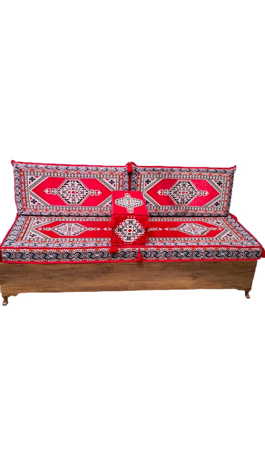 Buy Arabian Floor Lounge Cushion Set