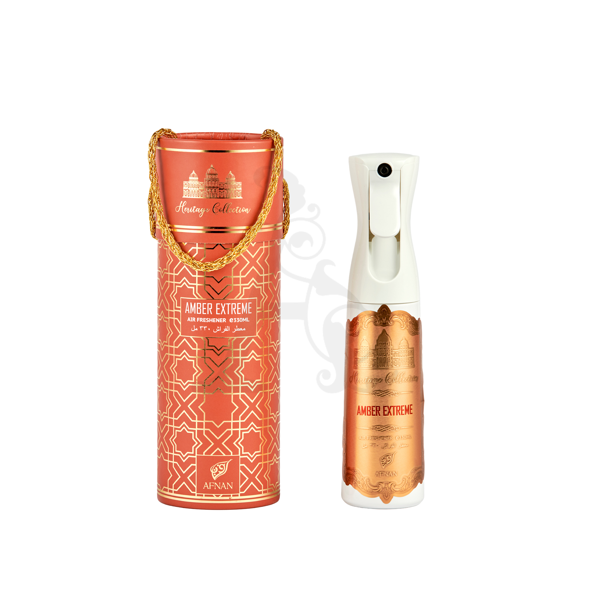 Buy Air Freshener Heritage Collection Amber Extreme 330ML