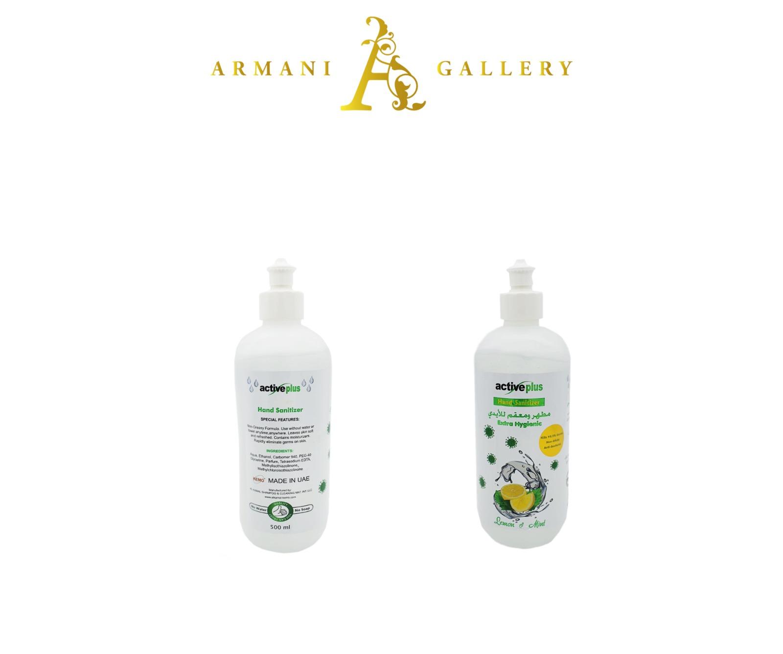 Buy Active Plus Hand Sanitizer 500ml