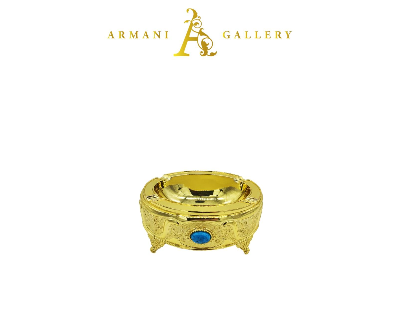 Buy Ottoman Gold Ashtray