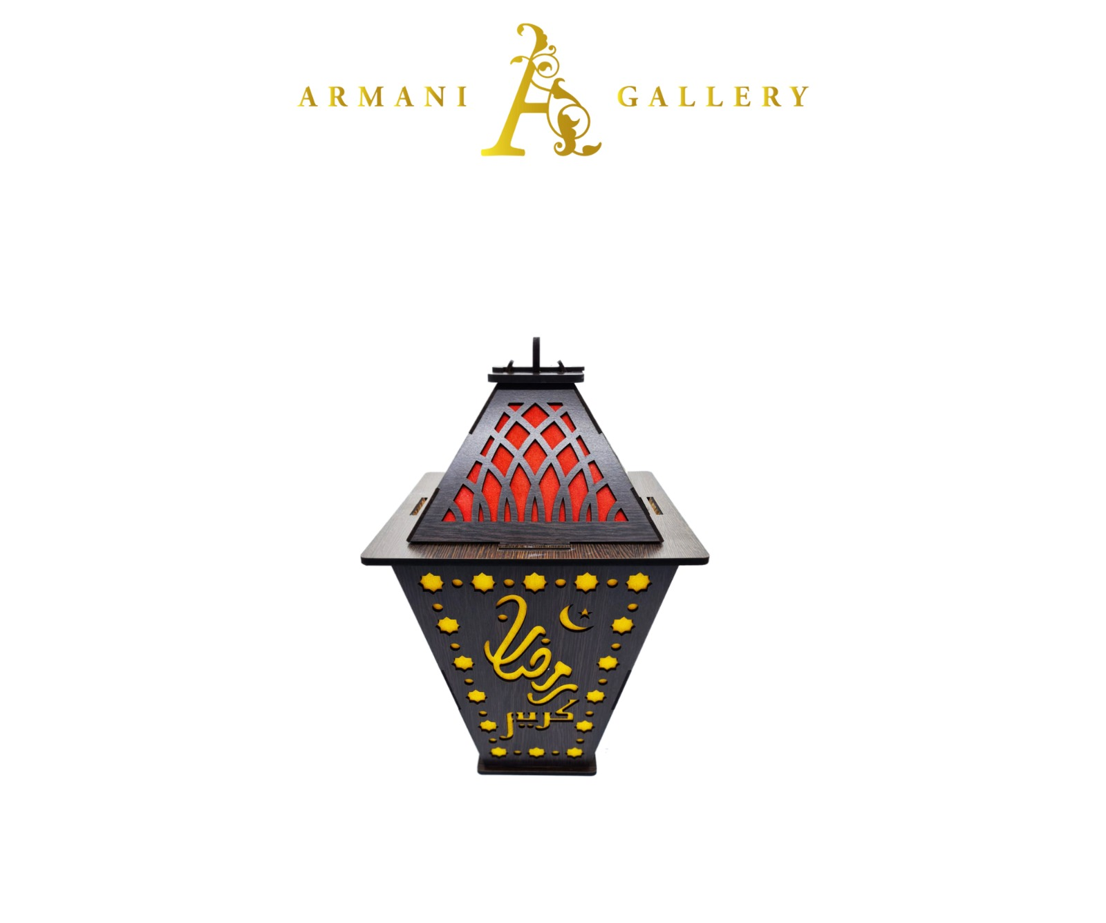 Buy Mediterranean Ramadan Lantern Large - Style 2
