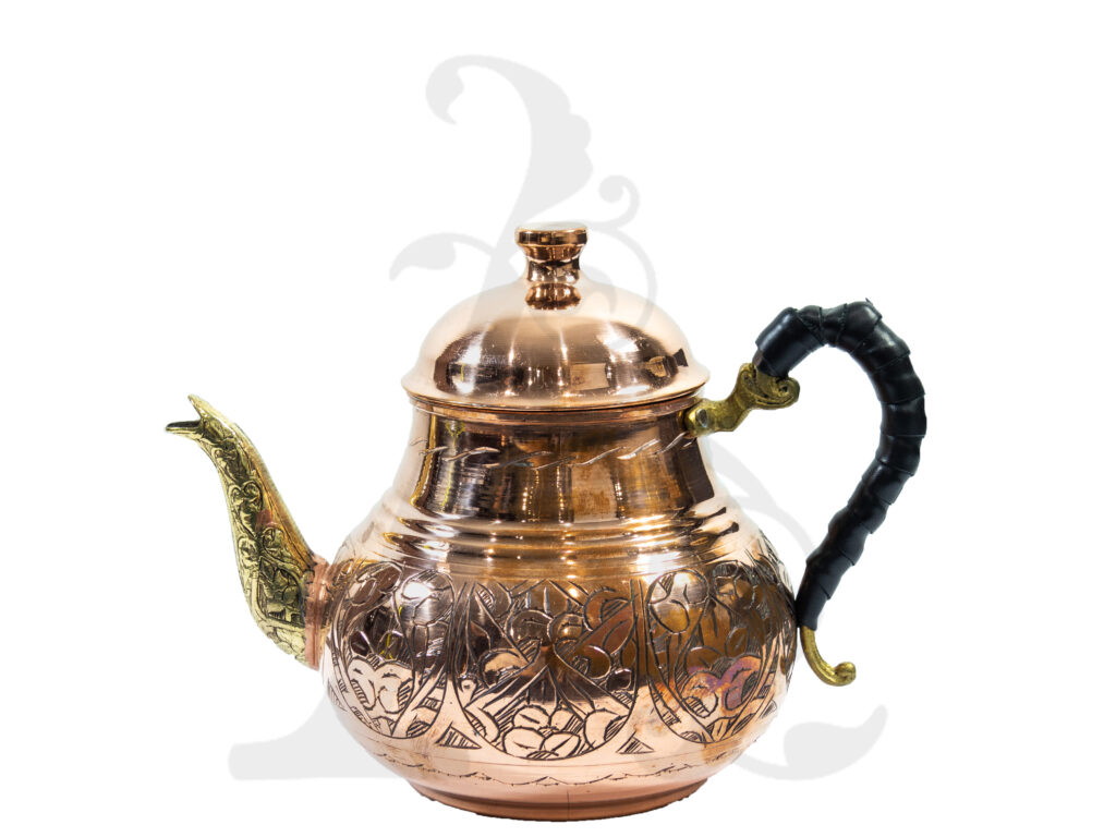 Buy Copper Tea Pot