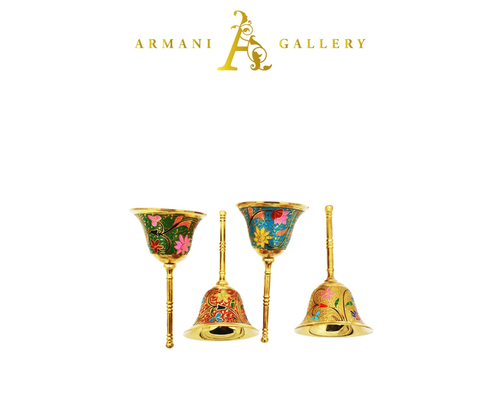 Buy Moroccan Bells - Assorted Colours