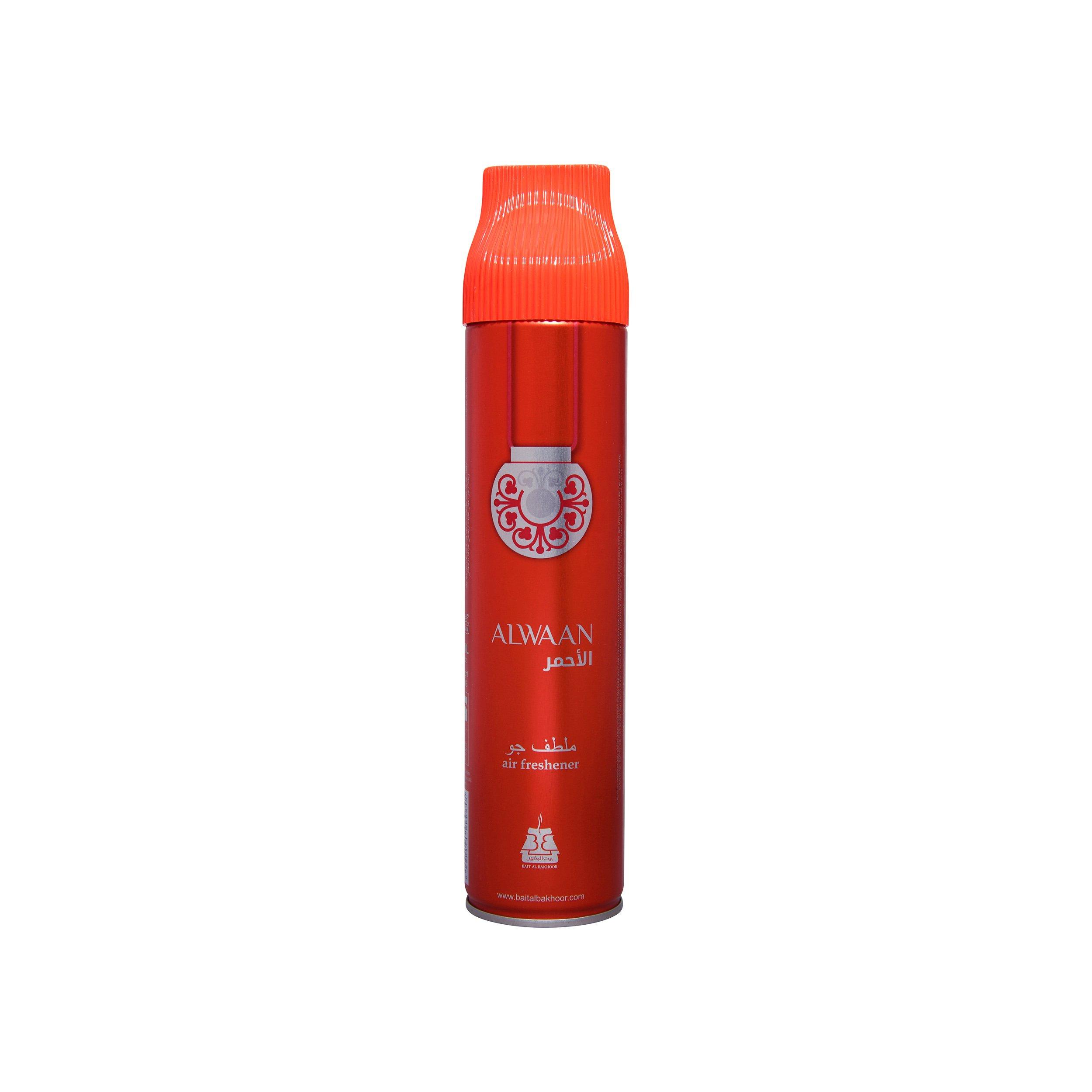 Buy Alwaan Red 300Ml Air Freshener