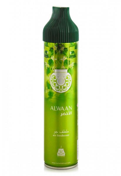 Buy Alwaan Green 300Ml Air Freshener