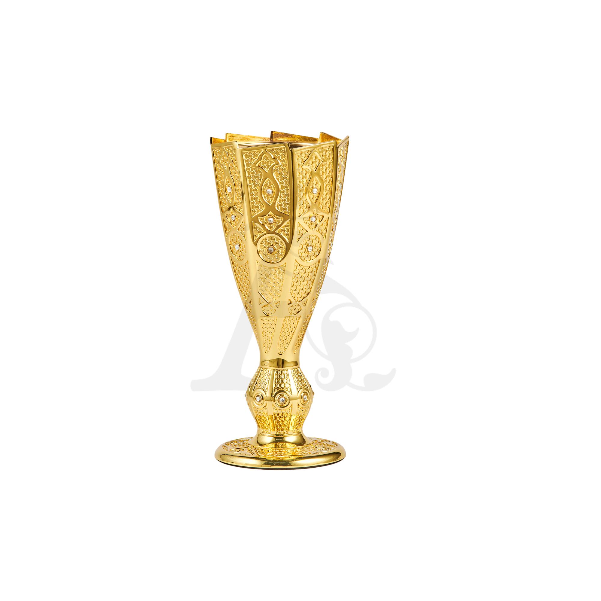 Buy Incense Burner Big Trophy - Gold
