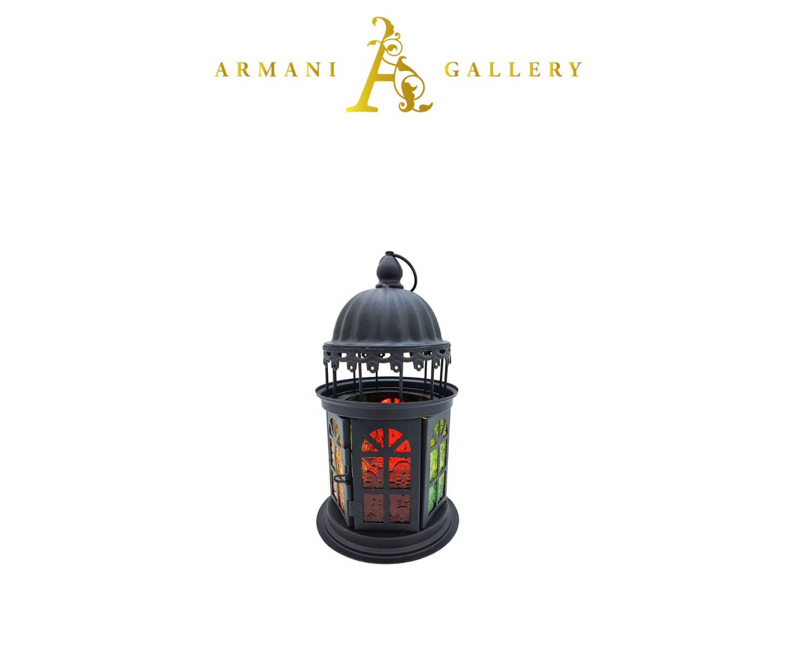 Buy Ramadan Lantern - Black